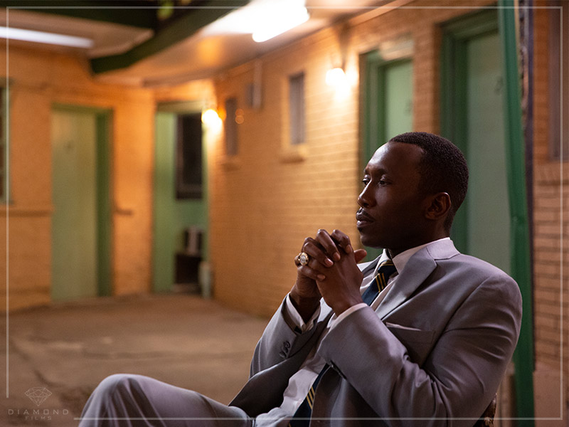 Mahershala Ali, Bafta a mejor actor de reparto por Green Book