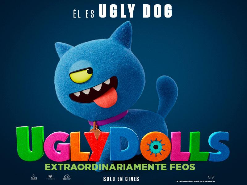 ¡Es hora de conocer a Ugly Dog y Lucky Bat! - Diamond ...