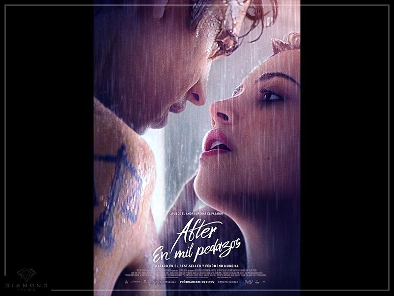Poster Oficial de After: En mil pedazos