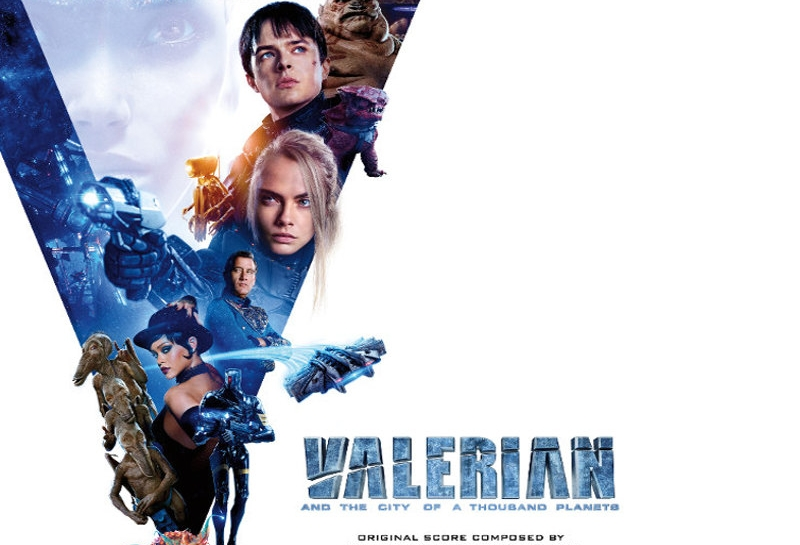 A Million on my soul, Banda de sonido de Valerian