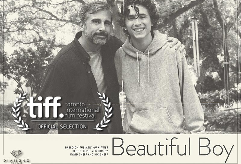 Beautiful boy: Premiere en el Festival de Toronto