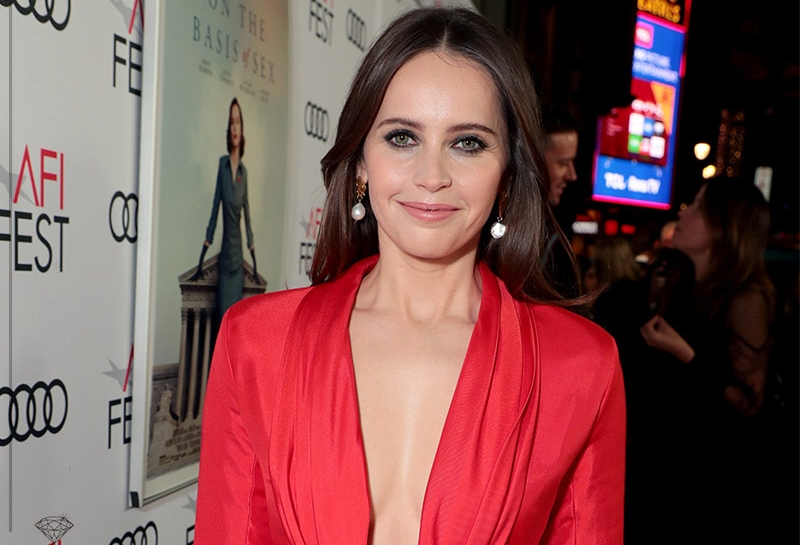 Felicity Jones: una actriz multipremiada