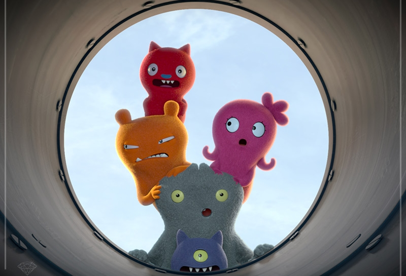 UglyDolls: a aventura mais divertida do ano!
