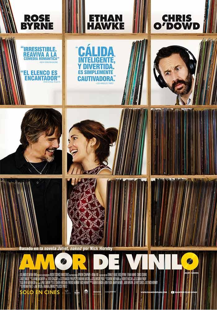 Película Amor De Vinilo 2018 Diamond Films
