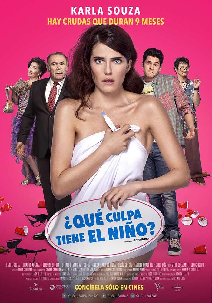 Pel 237 Cula 191 Qu 233 Culpa Tiene El Ni 241 O 2016 Diamond Films